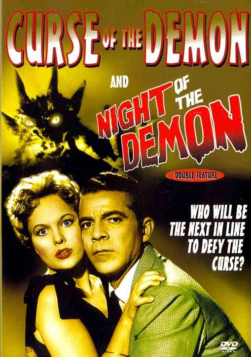 CURSE OF THE DEMON BY ANDREWS,DANA (DVD)
